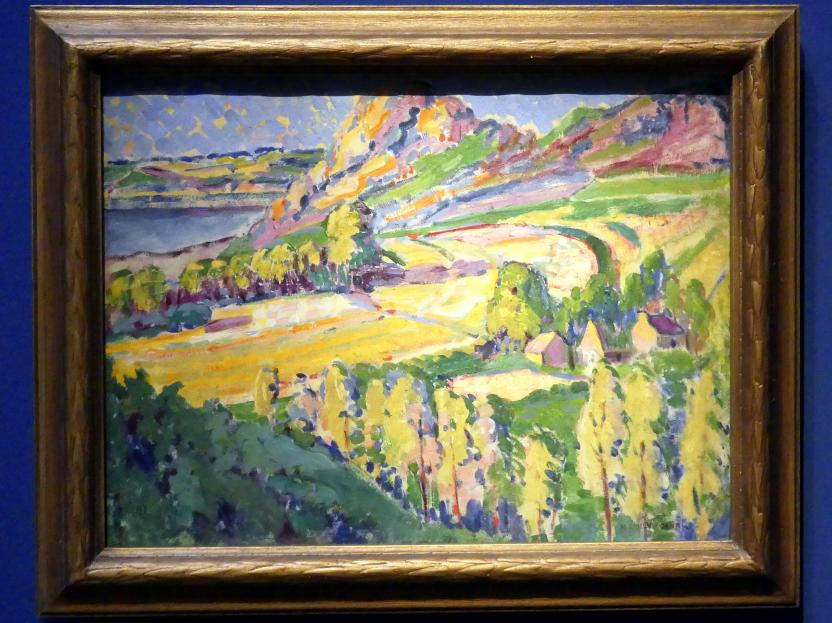 Emily Carr: Herbst in Frankreich, 1911
