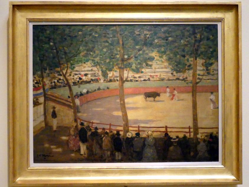 James Wilson Morrice: Stierkampf, Marseille, 1905