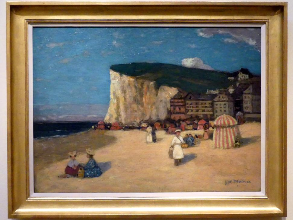 James Wilson Morrice: Strand in Mers, um 1898