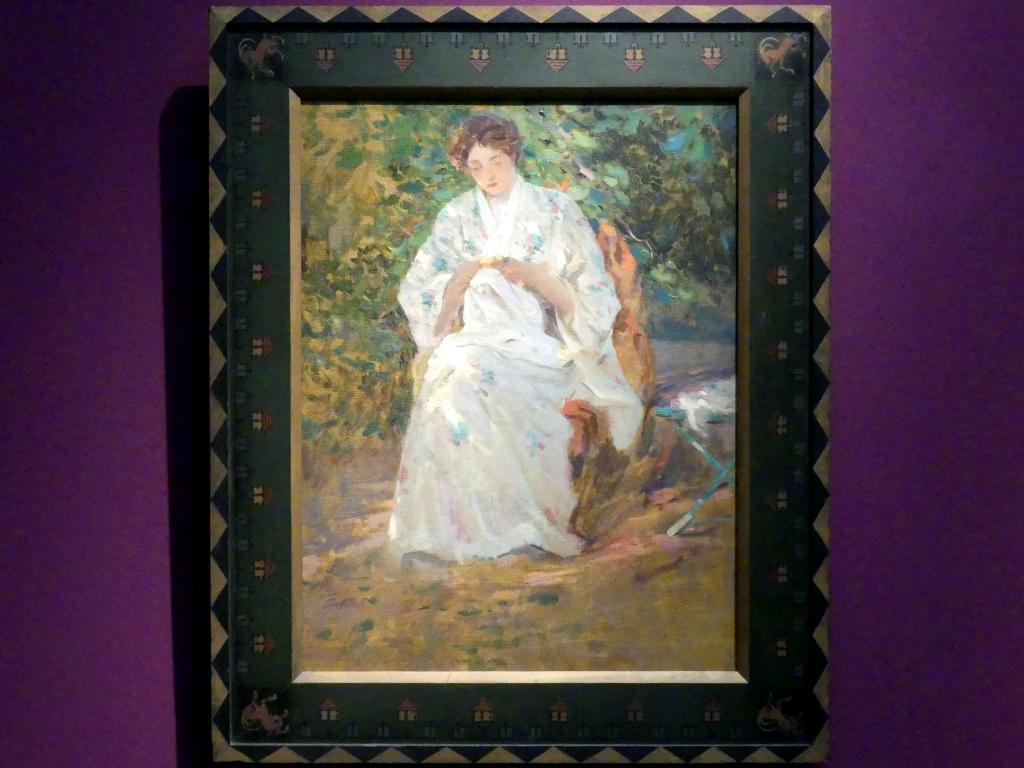 Clarence Gagnon: Katherine, 1907 - 1908