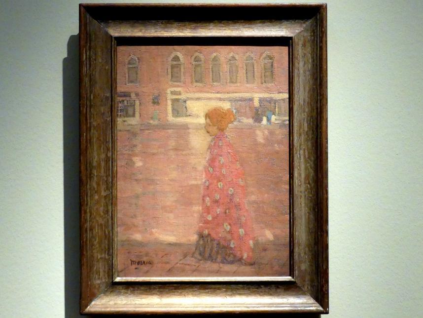 James Wilson Morrice: Junge Venezianerin, Um 1902