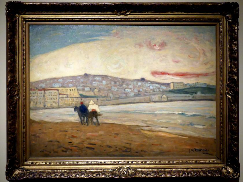James Wilson Morrice: Tanger, 1912