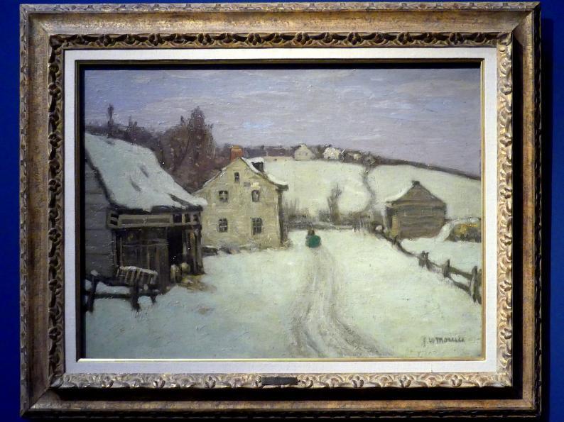 James Wilson Morrice: Sainte-Anne-de-Beaupré, Quebec, 1897