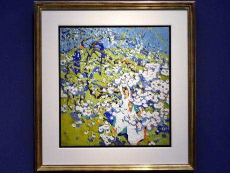 David Milne: Die Blütenpflücker, um 1911 - 1912