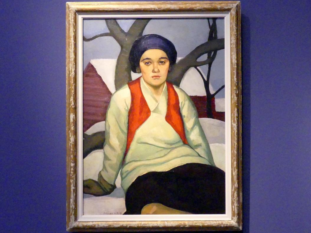 Prudence Heward: Anna, um 1927