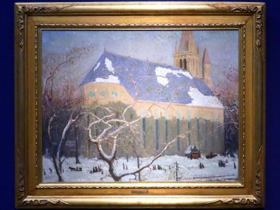 Robert Pilot: Die Saint-Patrick-Kirche, Montreal, 1926