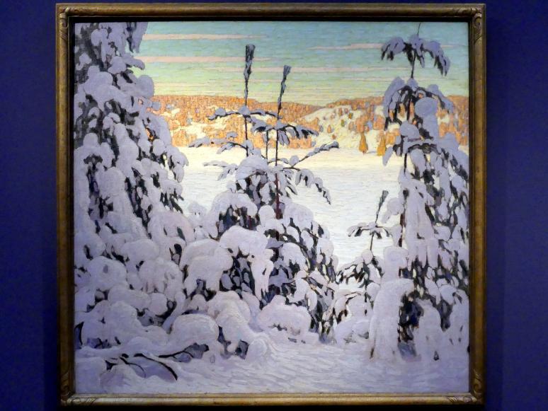 Lawren Stewart Harris: Schnee II, 1915
