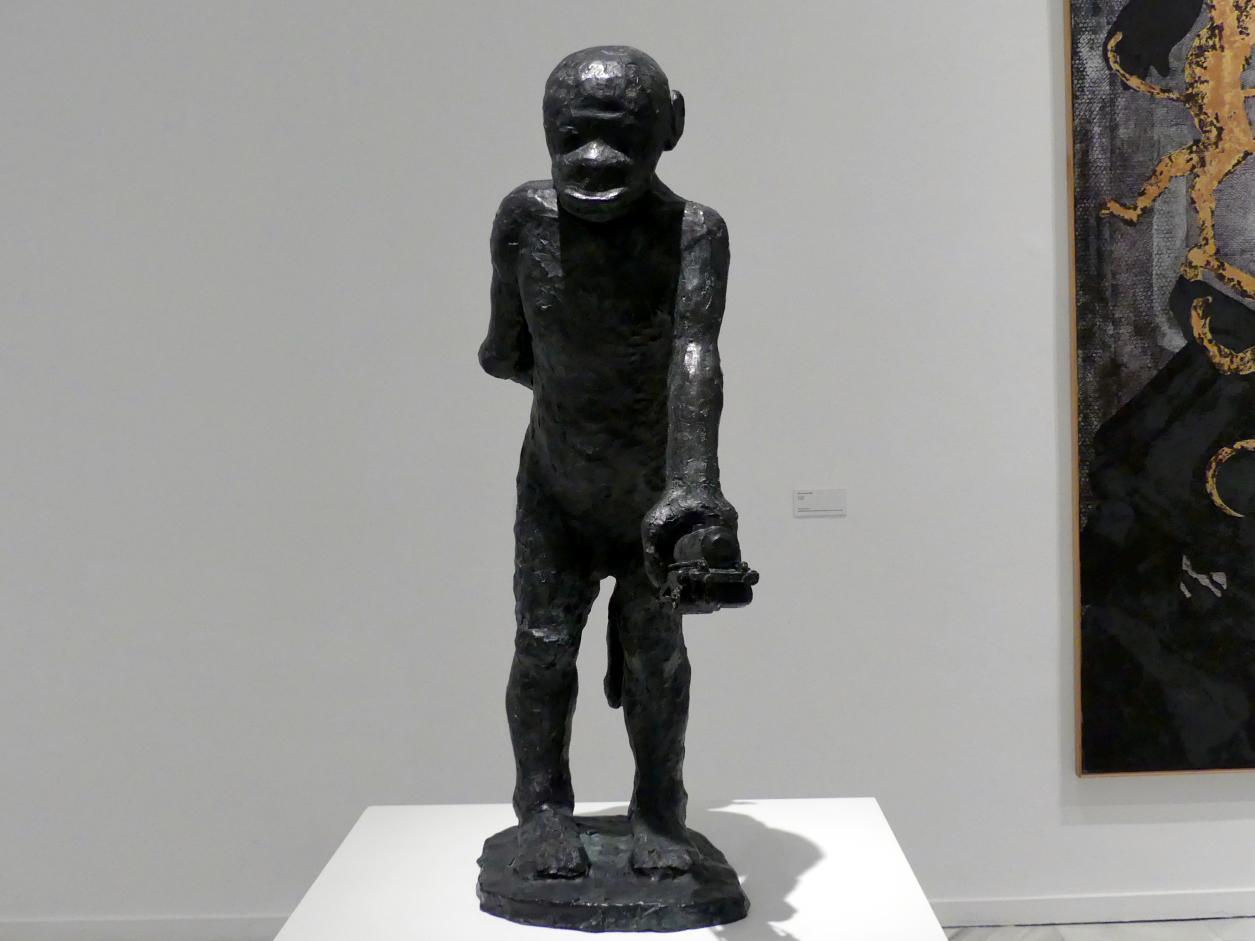 Jörg Immendorff: Malerstamm - Will, 2002