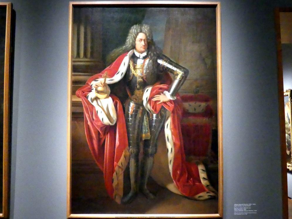 Johann Heinrich Richter: Kurfürst Johann Wilhelm von Pfalz-Neuburg, 1835