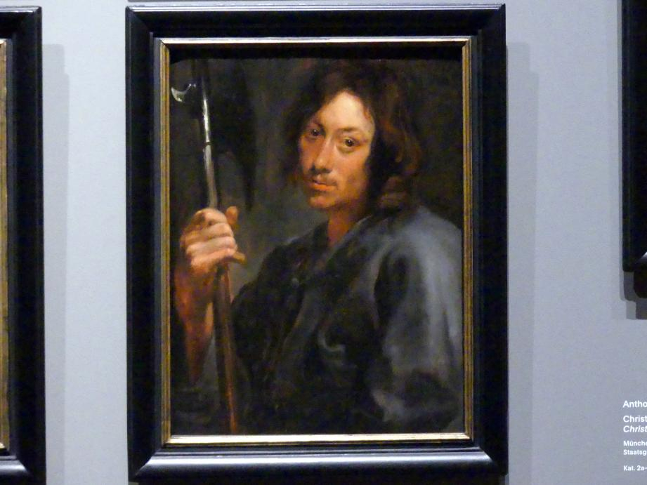 Anthonis (Anton) van Dyck (Werkstatt): Der Heilige Matthäus, um 1618 - 1620