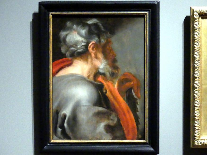 Anthonis (Anton) van Dyck (Werkstatt): Der Heilige Simon, um 1618 - 1620