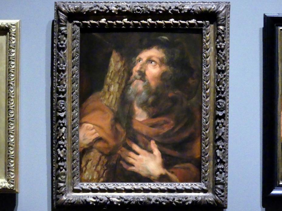 Anthonis (Anton) van Dyck: Der Heilige Philippus, um 1618 - 1620