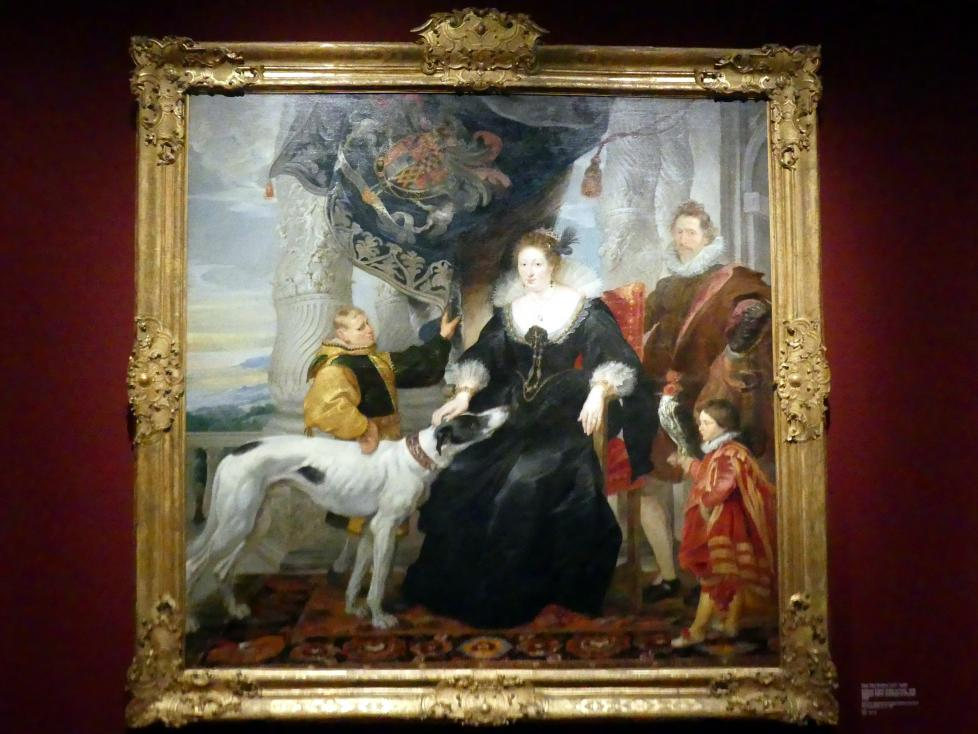 Peter Paul Rubens: Aletheia Talbot, Gräfin Arundel, 1620