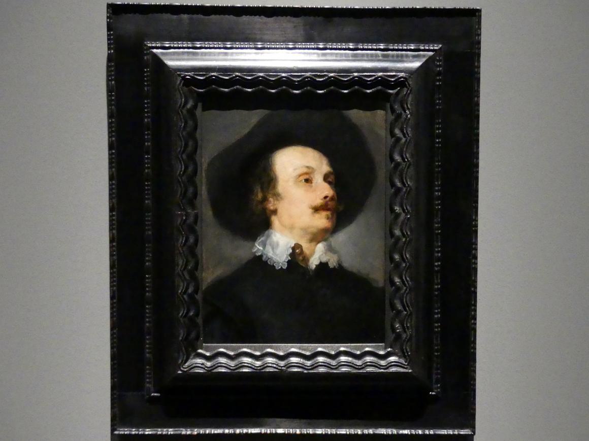 Anthonis (Anton) van Dyck: Der Schlachtenmaler Pieter Snayers, um 1630