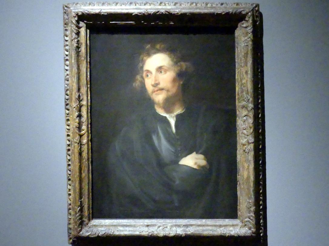 Anthonis (Anton) van Dyck: Der Bildhauer Georg Petel, 1628