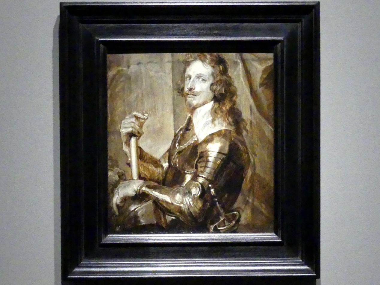 Anthonis (Anton) van Dyck (Werkstatt): François Thomas von Savoyen-Carignan, Um 1629 - 1634