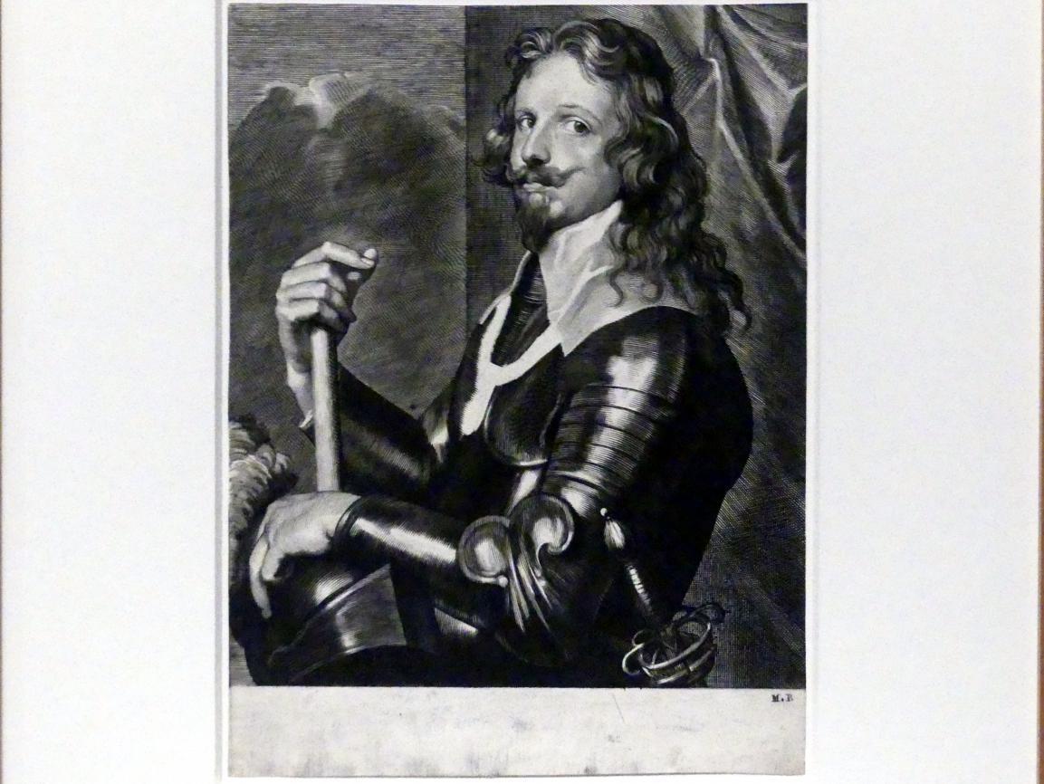 Paulus Pontius: François Thomas von Savoyen-Carignan, 1. Zustand, Undatiert