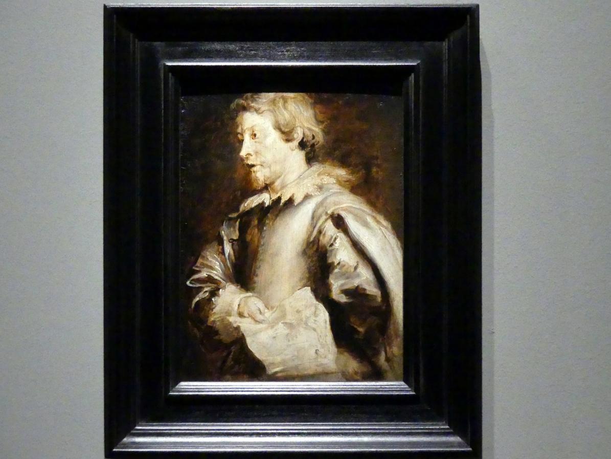Anthonis (Anton) van Dyck (Werkstatt): Lucas van Uden, Um 1629 - 1634