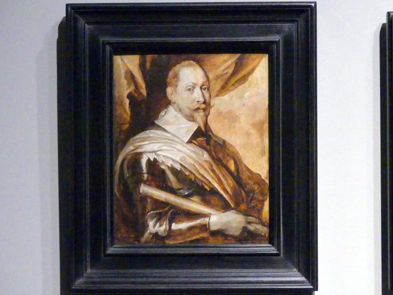 Anthonis (Anton) van Dyck (Werkstatt): Gustav II. Adolf von Schweden, Um 1629 - 1634