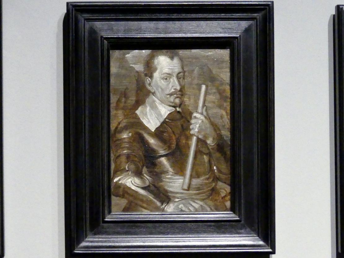 Anthonis (Anton) van Dyck (Werkstatt): Albrecht Wenzel Eusebius von Waldstein, gen. Wallenstein, um 1629 - 1634