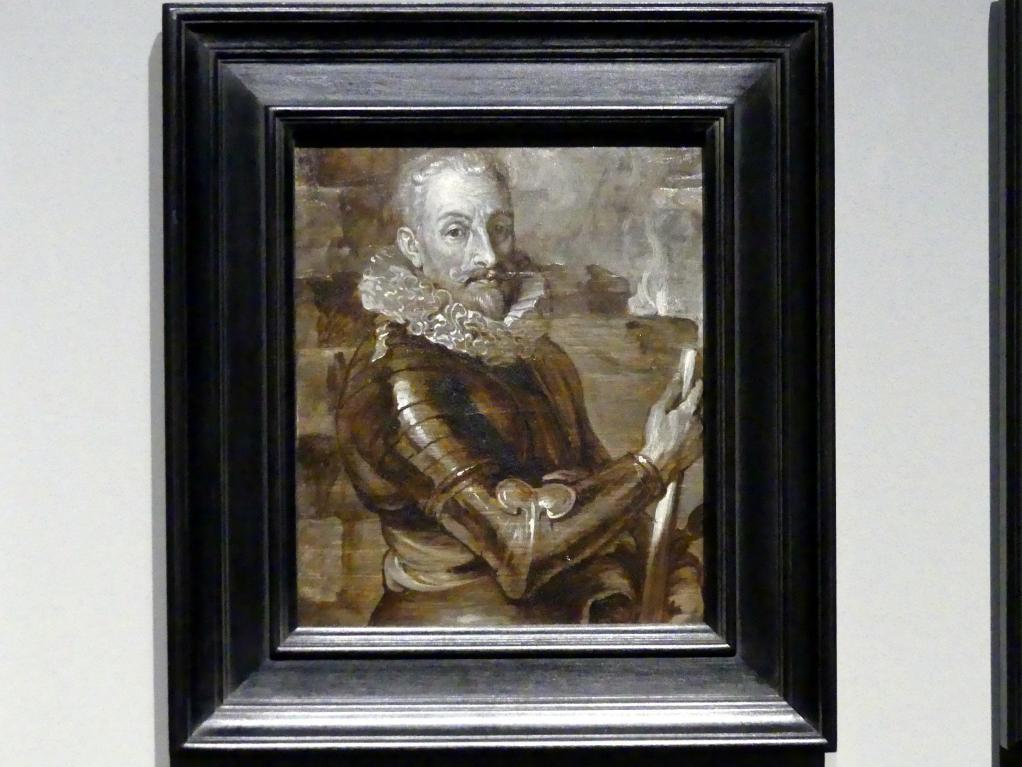 Anthonis (Anton) van Dyck (Werkstatt): Jean de T'Serclaes von Tilly, um 1629 - 1634