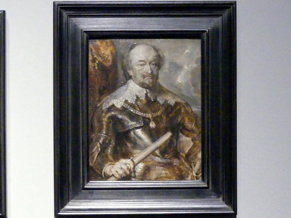 Anthonis (Anton) van Dyck (Werkstatt): Johann VIII. von Nassau-Siegen, Um 1629 - 1634