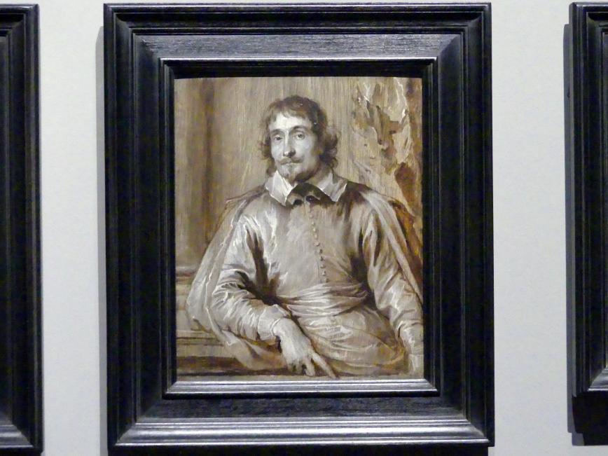 Anthonis (Anton) van Dyck (Werkstatt): Cesare Alessandro Scaglia, Um 1629 - 1634