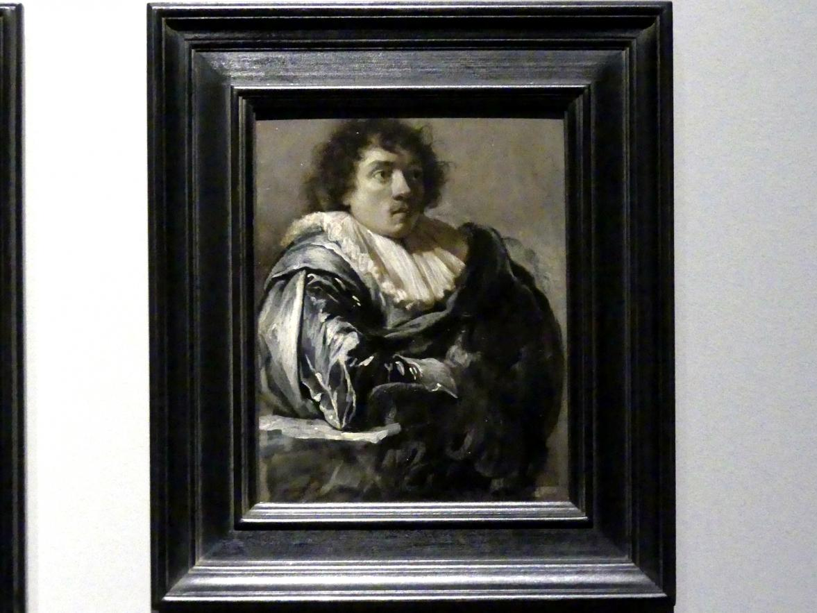 Anthonis (Anton) van Dyck (Werkstatt): Palamedes Palamedesz., um 1629 - 1634
