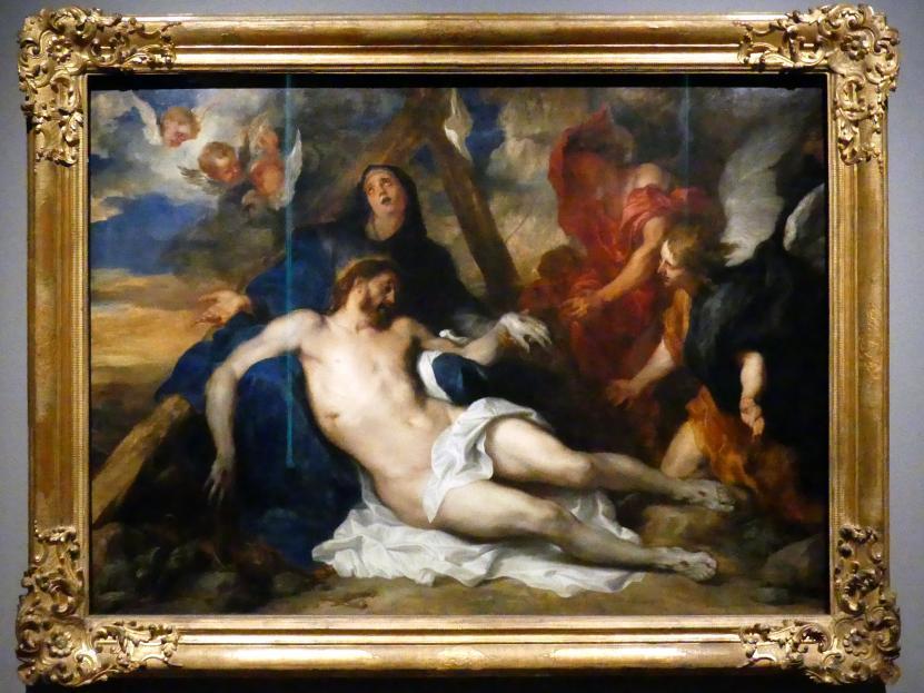 Anthonis (Anton) van Dyck: Die Beweinung Christi, um 1628 - 1630