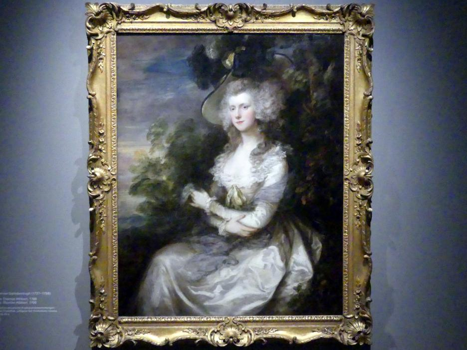 Thomas Gainsborough: Mrs. Thomas Hibbert, 1786