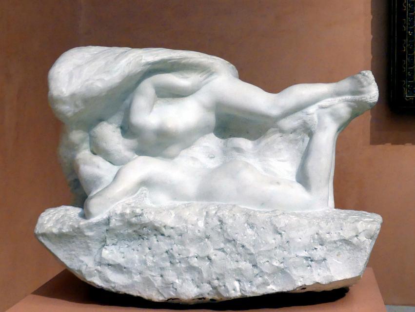 Auguste Rodin: Der Traum (Der Engelskuss), um 1905
