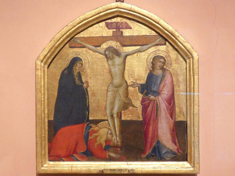 Agnolo Gaddi: Kreuzigung, um 1390