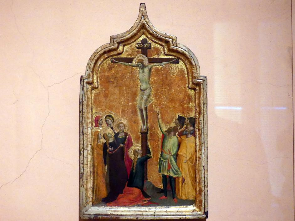 Bernardo Daddi: Kreuzigung, Um 1330 - 1335