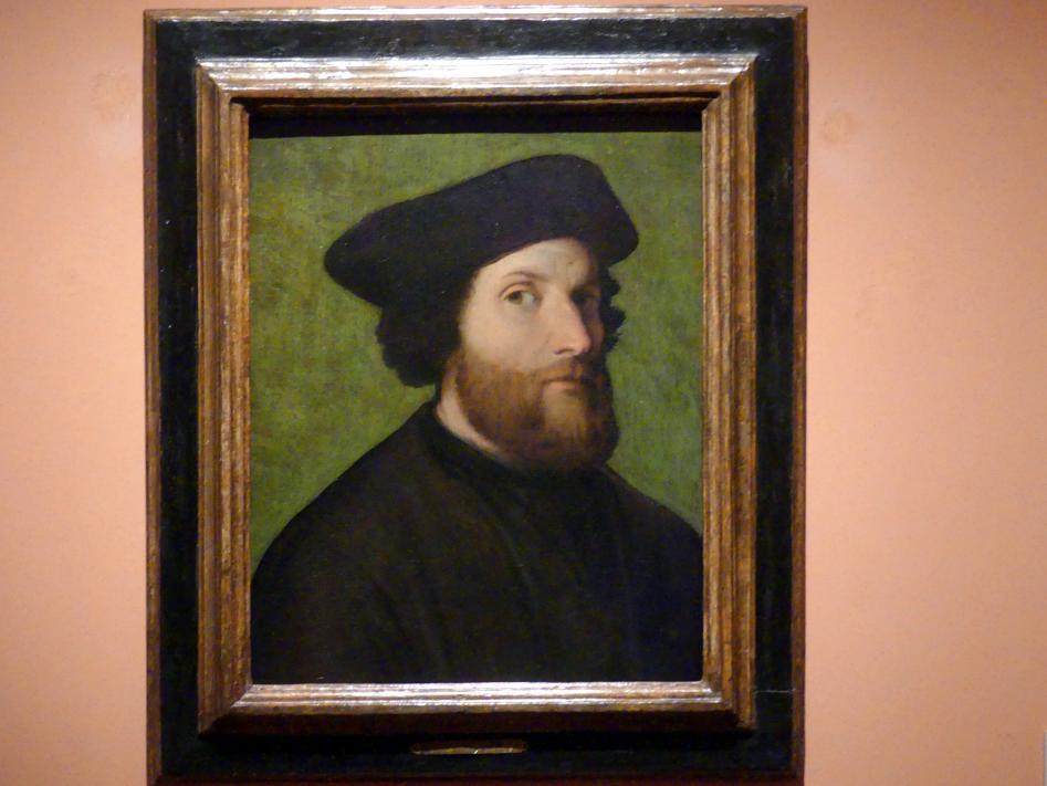 Lorenzo Lotto: Selbstporträt, Undatiert