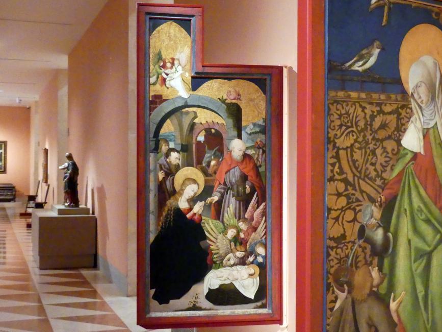 Anbetung der Hirten, um 1515
