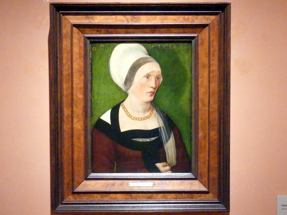 Wolf Traut: Porträt einer Frau, 1510