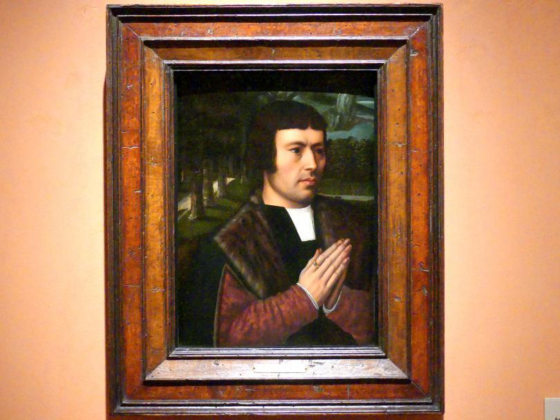 Ambrosius Benson: Betender Edelmann, um 1525