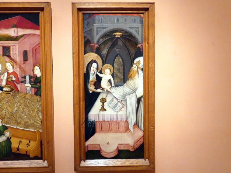 Darstellung des Herrn, um 1430