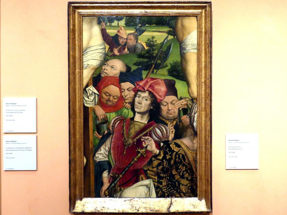 Derick Baegert: Der gute Zenturio, 1477 - 1478