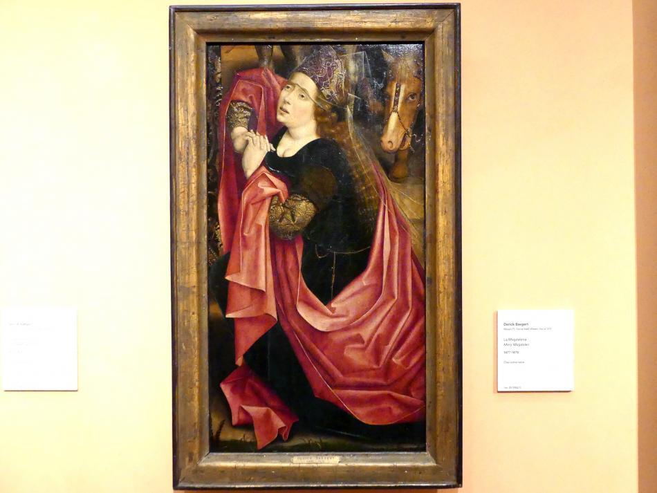 Derick Baegert: Heilige Maria Magdalena, 1477 - 1478
