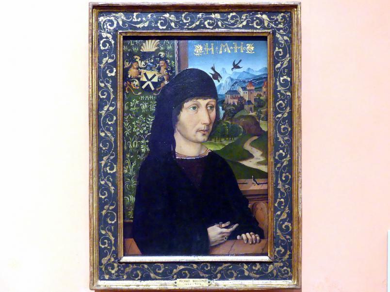 Michael Wolgemut: Porträt von Levinus Memminger, um 1485