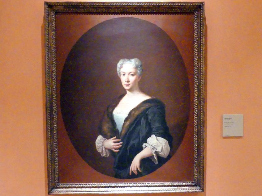 Giacomo Ceruti: Porträt einer Frau, um 1740 - 1742