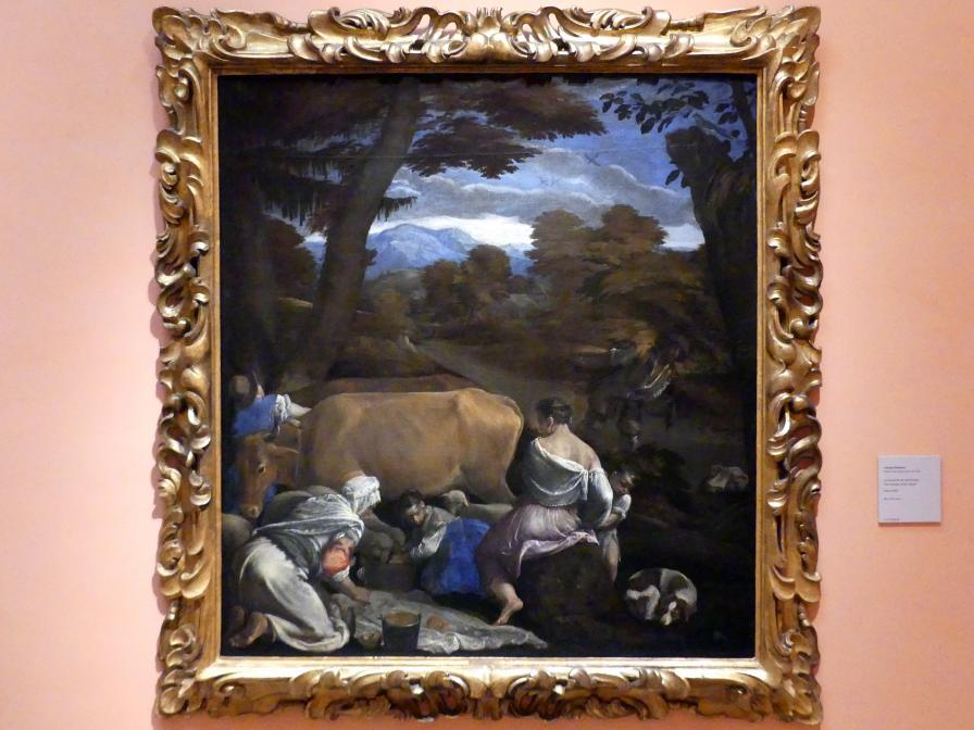 Jacopo Bassano (da Ponte): Das Gleichnis vom Sämann, um 1560