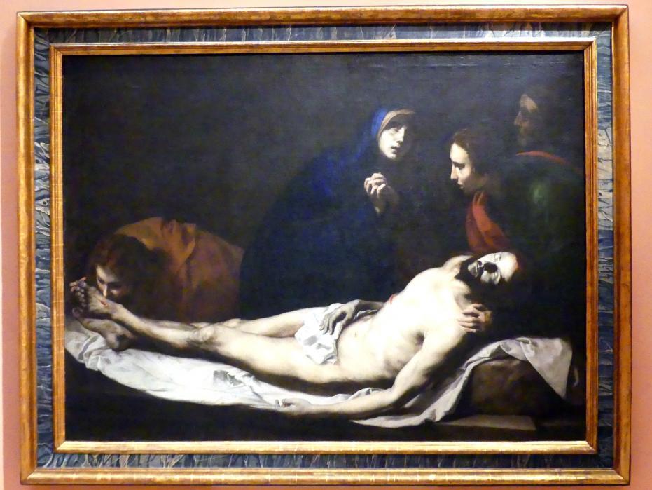 Jusepe de Ribera: Pietá, 1633
