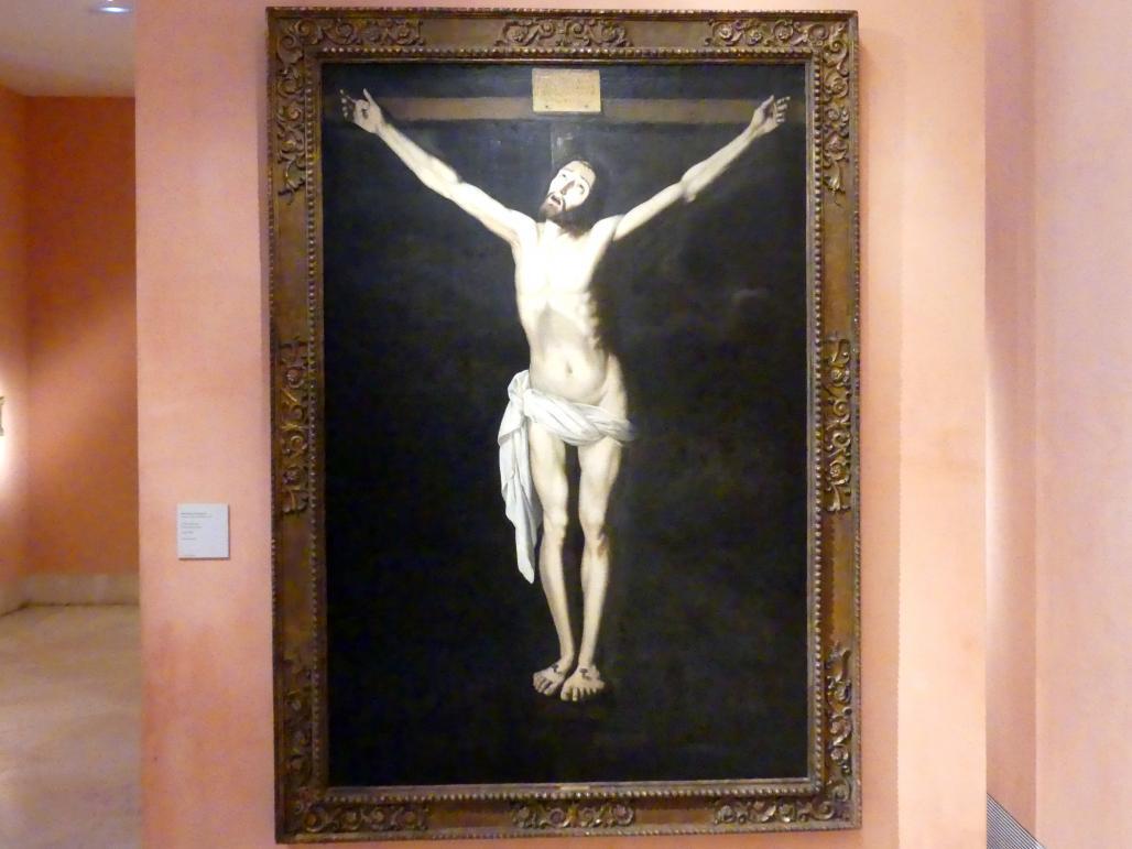 Francisco de Zurbarán y Salazar: Gekreuzigter Christus, Um 1630