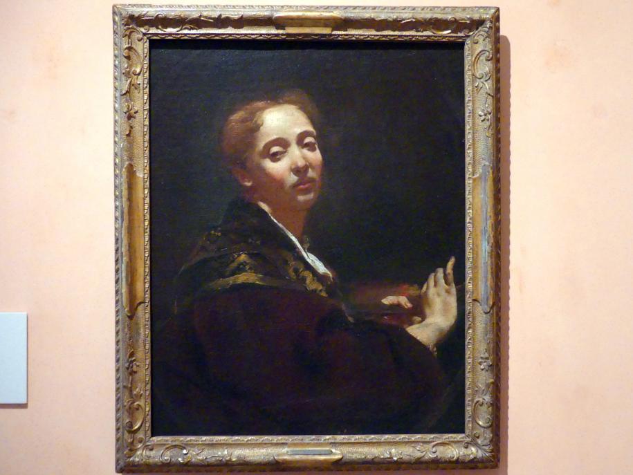 Giovanni Battista Piazzetta: Porträt der Giulia Lama, um 1715 - 1720