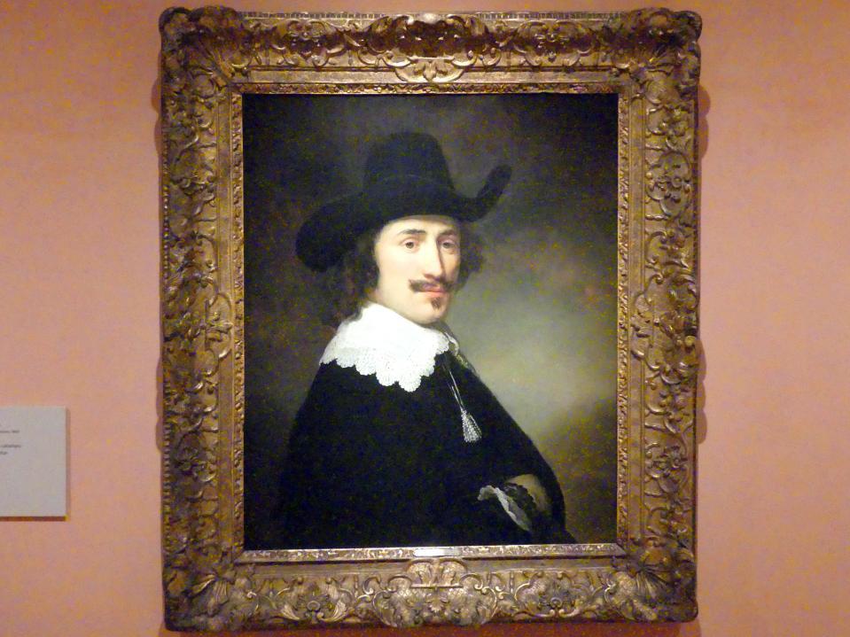 Govaert Flinck: Porträt eines Mannes, 1640