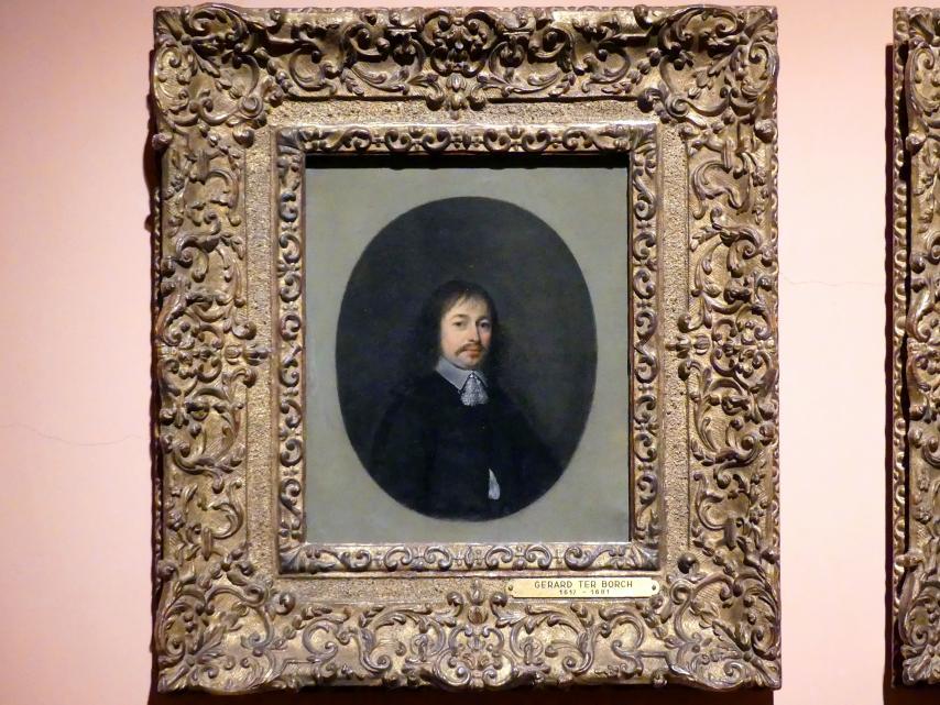 Gerard ter Borch: Porträt eines 42-jährigen Mannes, 1652