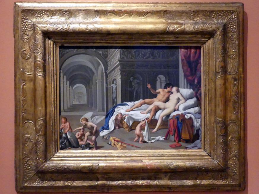 Carlo Saraceni: Venus und Mars, um 1660