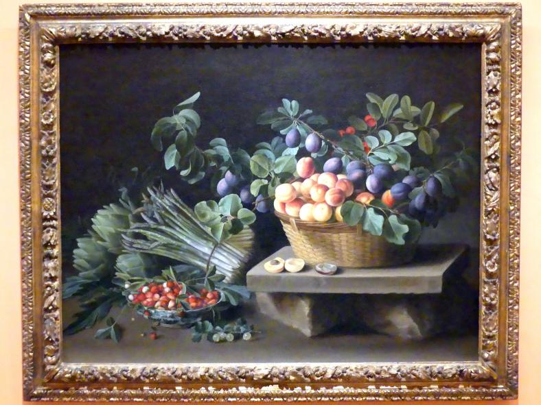 Louise Moillon: Stillleben mit Früchten, 1637